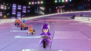 Carri Kart 8 by Storm-X