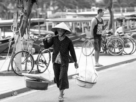 Hoi An People - VII by InayatShah