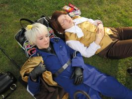 Tracon 2011  Prussia - Austria by EssyXD
