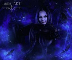 Song of Dead by TaniaART