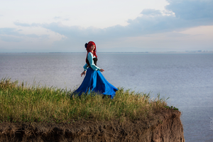 Ariel: The Little Mermaid 3 by Cheza-Flower