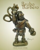 Bruho Barbero by Dinuguan