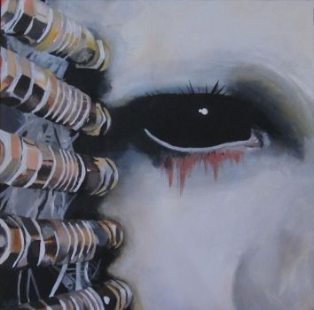Seether - Karma and Effect [painting] by Averin-Renee