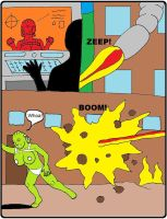 Attack of the Verminites page 2 by backerman