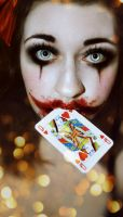 Queen of Hearts by FarawayFairytale