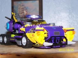 Smash and Grab custom Wrecker5 by coonk9