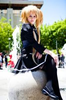 Unknown Cosplayer at Fanime by BertLePhoto