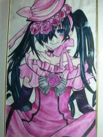 Black Butler by LmonettI