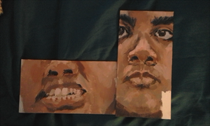 Me Paintings by MrGremble