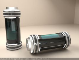 Medical Canister Version 1.0 by Digital-Dreamer-3047