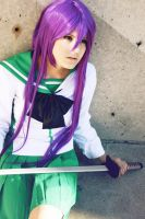 Saeko HOTD 6 by twistedup