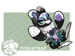 Terratrap_Kitten and blueberries CLOSED by griffsnuff