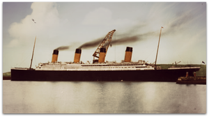 The High Winds of Belfast by RMS-OLYMPIC