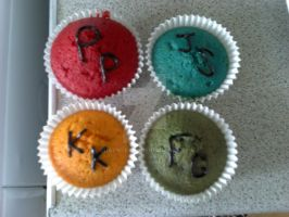MCR cakes 1 by Quackles93