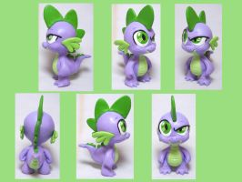 Spike Sculpt by CadmiumCrab