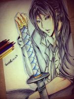 K Project: Yatogami Kuroh by VALUmon