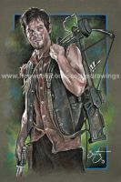 The Walking Dead - Daryl Dixon (2013) by scotty309
