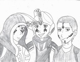 My Swtor Sisters by unit1138