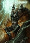 Thor, the God of Thunder by Noxypia