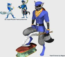 Sly Cooper by Mapper