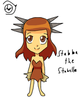 Stabba The Stabbella by Phoebeartfulgirl992