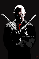 Hitman. by Mik4g