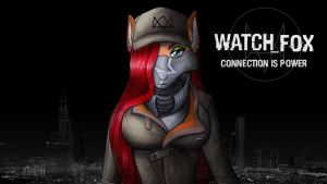 Watch Fox - connection is power by Vani-Fox