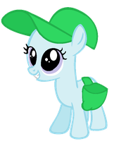 CM- Fanfaring Filly by MyLittleBases