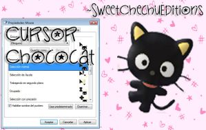 Cursor ChocoCat :3 by SweetChechuEditions