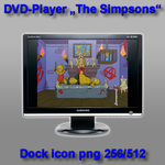 DVD-Player 'The Simpsons' by mchenry