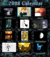 2008 Calendar by stormygate