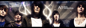Asking Alexandria by SLaPPyGFX