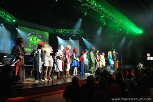 Cosplay Contest at VGL 2010 by Yukilefay