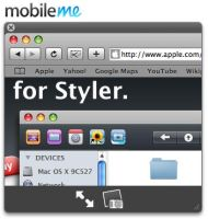 MobileME for Styler by RaatsGui