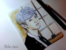 MoD Chanyeol by Aries85