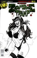 New Zombie Tramp COVER by hdub7