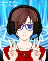Voice Acting Icon 2014 by sonicrocker