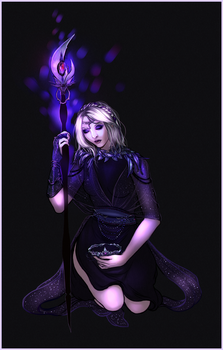 DA / ASoIaF: The Would Be Queen [Commission] by LadyTheirin