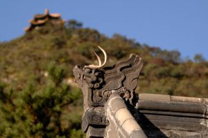 Roof details 1 - Chinese architecture by wildplaces