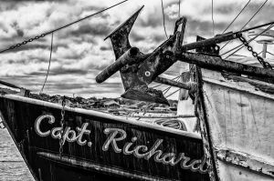The Captain Richard by jeffcrass