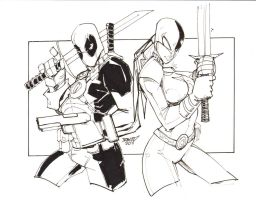 Deadpool Ravager for goin2town by rantz