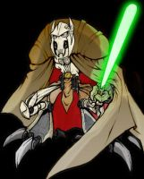 Darth Grievous by commanderlewis