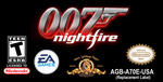 007 Nightfire Replacement Label (New) by CougarLeon2