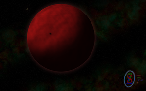 Red Planet by StantheLion