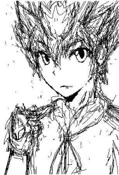tsuna MS Paint by omni-science