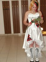 Yeeeeah, crazy wedding I. by Anique-Miree