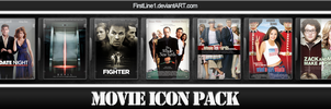 Movie Icon Pack 23 by FirstLine1