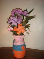 Flower Vase by photonatics