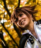Kingdom Hearts 2 - A smile a Day by Evil-Uke-Sora