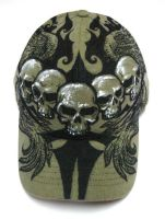 Skull Shield by kevinesque